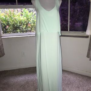 Summer Maxi sea foam green